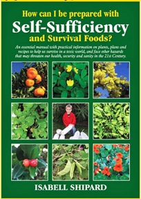 Survival Foods cover