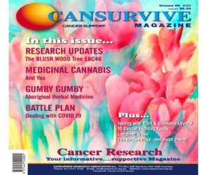 Cansurvive Mag cover vol 69