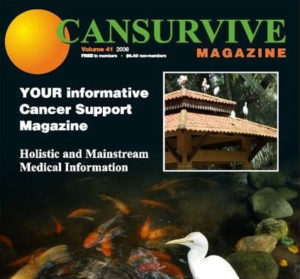 Cansurvive Volume 41 Cover Exerpt