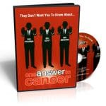 One Answe To Cancer DVD