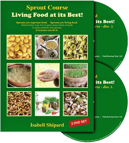 living-food-at-its-best DVD Set