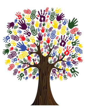 Many Hands Tree