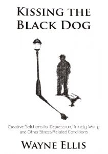 KISSING THE BLACK DOG Cover small