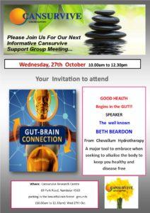 Good Health Begins in the Gut - Beth Beardon