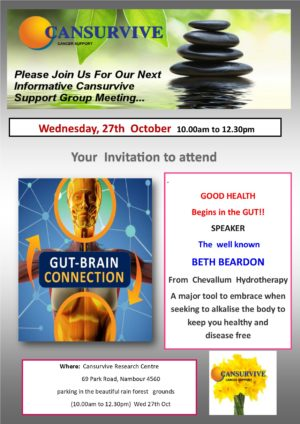 Support Group Flyer - Beth Bearden Oct 27th