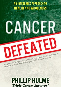 CANCER DEFEATED Cover