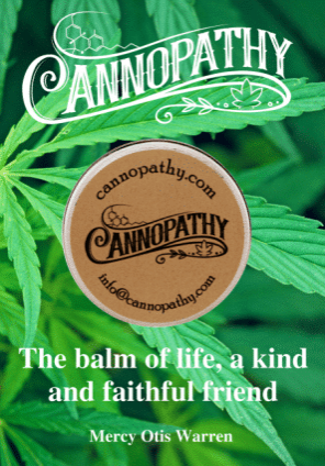 Cannopathy Rescue Balm 15gm Jar V1