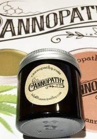 Cannopathy Rescue Balm 60gm jar V2