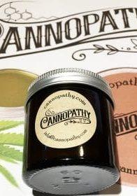 Cannopathy Rescue Balm 60gm jar V2