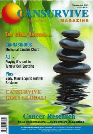 Volume 66 Magazine Cover2