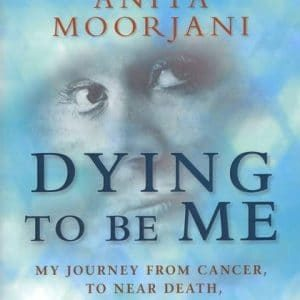 dying-to-be-me Cover exerpt