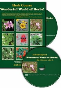 wonderfulworldofherbs DVD SET